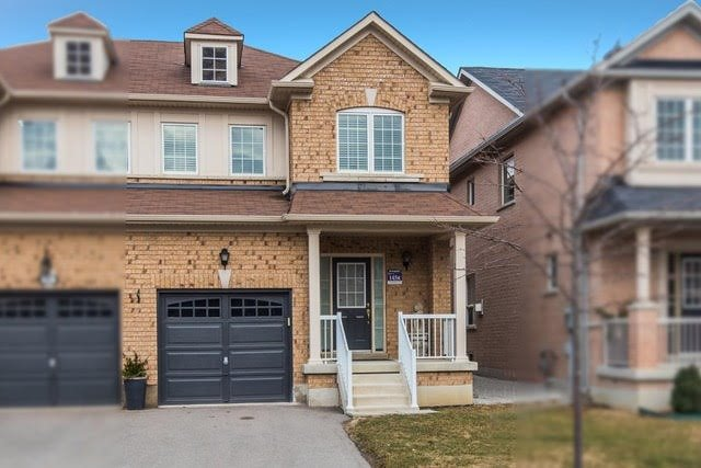 Just Like New - Immaculate & Amazing Semi-Detached In Extremely Desirable Vellore Park Area Of Woodbridge. No Sidewalks, Separate Entrance From Garage. Upgraded Maple Kitchen, Stained Oak Staircase, Plantation Shutters Throughout, Hardwood Flrs Throughout. Sunken Foyer. On A Quiet Crescent & Close To Hwy 400, Grocery Stores, Schools, Shoppers & More. Extremely Convenient Location. Looks As If Never Lived In. Fenced Backyard Open To Neighbours-Great Neighbours