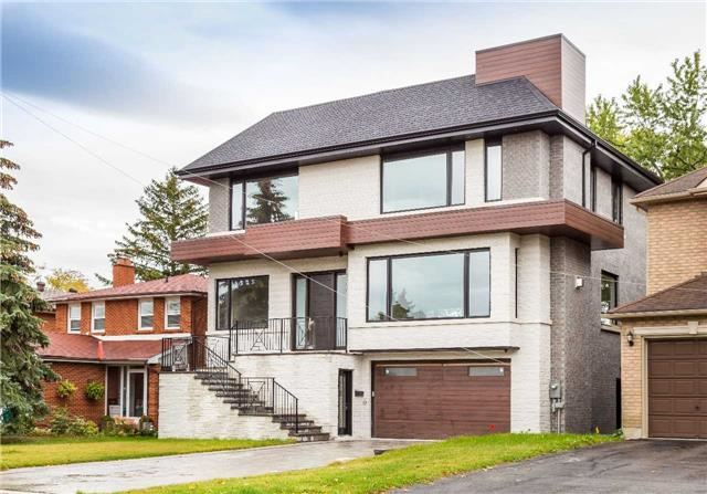 Exquisite Luxury Home Built In The Quite Richval Community.Made Up Of Magnificent & Stylish Living Space, Featuring Gourmet Kit With Breakfast Area, Built-In W/Bar,Lavish Family Rm,4Beds W/All Having An On Suite. 10Ft Height Floor To Ceiling (1st+2nd) &11Ft 2Bdr Basement Apt, Sep Ent, Kitchen,Heated Floor And Built Above Ground With A *Real Walkout*. Library,Modern Plaster Molding Throut,Lrg Skylights,Oak Hardwood,Gasfireplace,,Built-Inspeaker,& Much More