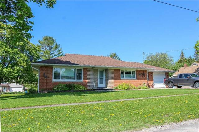 Three Bedroom Brick Bungalow On A Large Partially Fenced Property In The Town Of Cannington. Single Car Garage Is Attached To Home By A Year Round Heated Breezeway. Fenced Area Of Yard Is Prefect For Children's Play Area Or For Your Pets. Short Walk To Enjoy The Park, Arena And All Town Amenities. This Bungalow Is A Great Place To Start Out Or Retire.