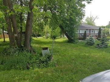 Vacant Land * High Demand Location!! * Build Your Dream Custom Home * Walking Distance To The Lake * With 2 Road Accesses * Steps From Cooks Bay * Walking Distance To Monto Reno Arina & Close To Lake Simcoe Marine* Vacant Residential Land Not On Water, Site Area 12,005.5 Sq. Feet