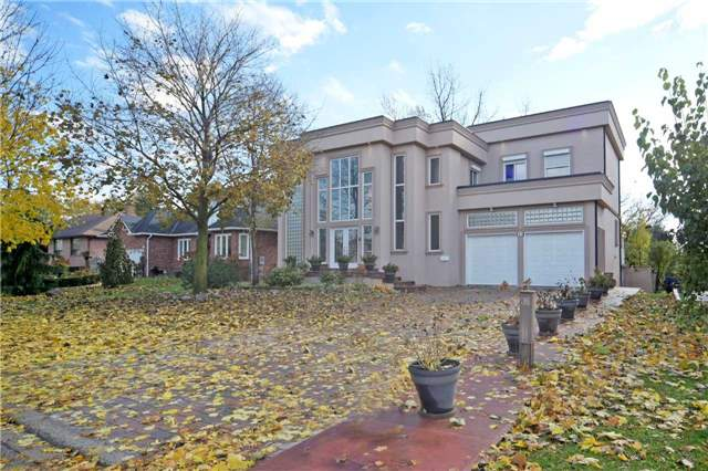 Magnificent, Custom-Built Manor Situated On Large 63' Lot Featuring Open Concept Architecture & Luxury Details Throughout! Over 6,000 Sq.Ft. Of Living Space, Large Kitchen With Breakfast Area, Separate Dining Room, Grand Master Bedroom With High Ceilings, Finished Walkout Basement, Backyard Oasis With Salt Water Pool,  Jacuzzi And Much More!! Amazing Property -- An Absolute Must See!!