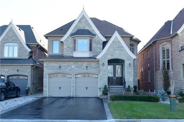 Stunning 4-Bdrm 4-Bath Masterpiece W/Ravine In Front! Gorgeous Chef's Kitchen W/High-End S/S Appl's, Granite Ctrs,B/Splash+Servery. W/Out To Loggia/Yrd From B/F Area,Great Rm W/Stone F/P,Formal D/Rm W/Patio,Office W/French Dr,9'Ft Waffle+Coffered Ceilings,Hdwd Flrs,Custom Millwork/Wainscotting,Huge Master W/Tray Ceiling,F/P,En-Suite,Lrg W/I Closet,All Bdrms W/En-Suites,Massive Bsmt W/9'Ft Ceiling,Cantina,Dble Car Gar,Slate Steps,Landscaping