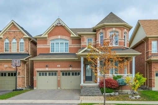 4 Bed 3 Bath Detached Home, With 3 Parking Spots, Basement Not Included,. Over 2500 Sq Feet Of Living Space On Main And 2nd Floors, High Ceilings, Hardwood Floor All Over, Great Size Family Room With Fireplace. Separate Laundry Room . Steps To Shops, Supermarket, Restaurants, Banks, Parks; Close To Stouffville Hospital, Basement Not Included (Landlord And His Wife Stays In Basement) Furnished Option Available Upon Request.