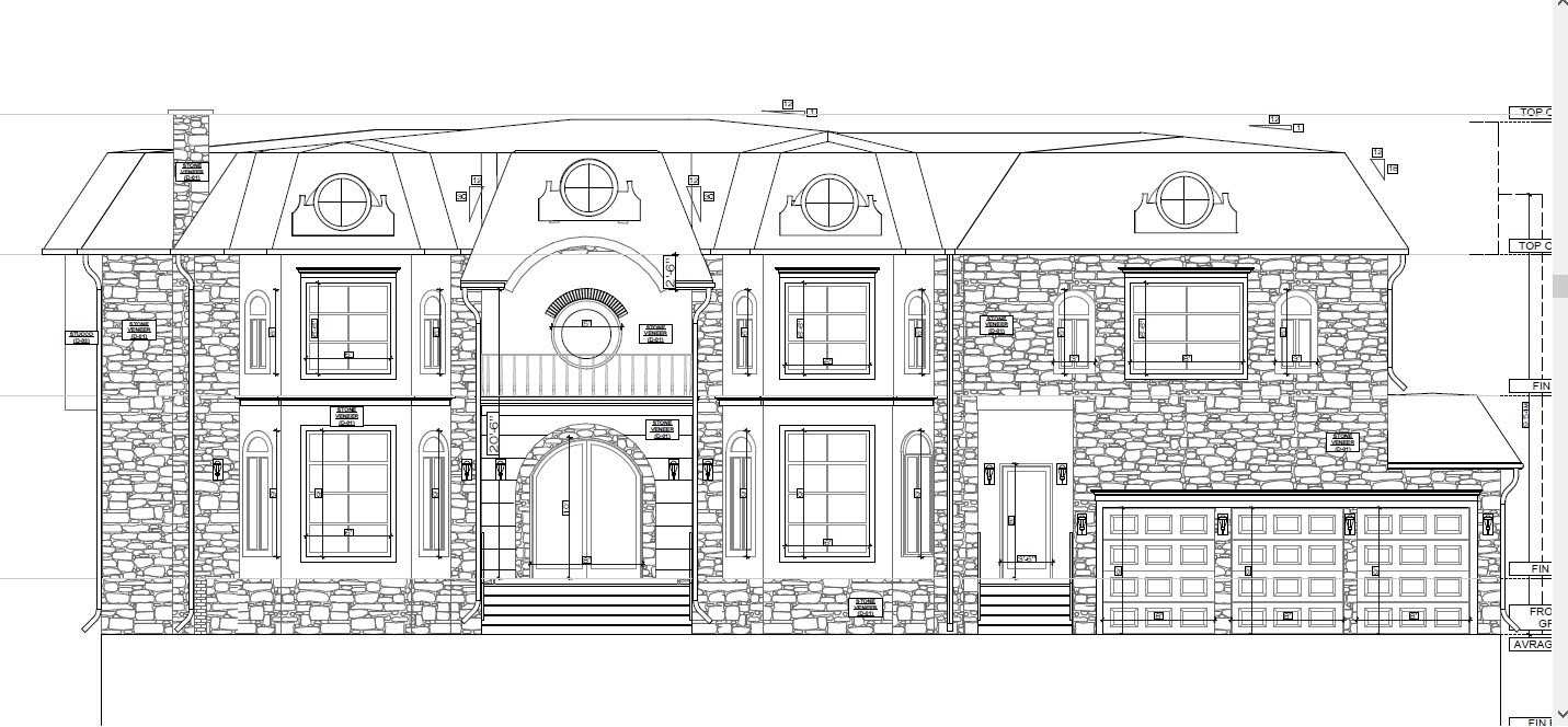 A Rare Find Prprty Nestled On A Stunning 1 Acre W/Ravine/Stream, In One Of The Most Prestigious Area In Markham - Glenbourne Estates. The Luxurious Mansion Of Your Dreams Is Ready To Be Built! Building Permit Is In Place.This Truly Gorgeous Design Boasts A 10,000+ Sqft Mansion, Wow-Effect Soaring 22' Family Rm W/Massive Flr-Ceiling Win W/O To Hge Dck Overlking Breath-Taking Ravine Bkyd, Open Concept Mod Kit W/O To Dck, Master Br W/Balcony.5 Bdrms, 4 Car-Grges