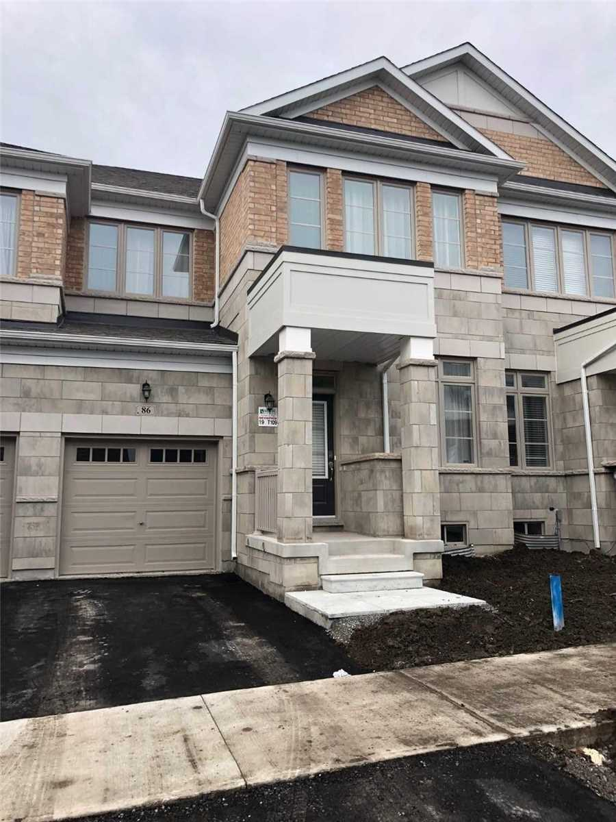 Do Not Miss The Great Oppertunity To Get Your Hands On The Winner Of The Tarion 2017 Homeowners Choice Award Freehold 2 Storey Townhouse. Arista Built Highgate Model, Zero Maintenance, Single Grg, 2-Car Parking. Close To All Amenities: Walmart, Banks, Longo's, School, Yrt.