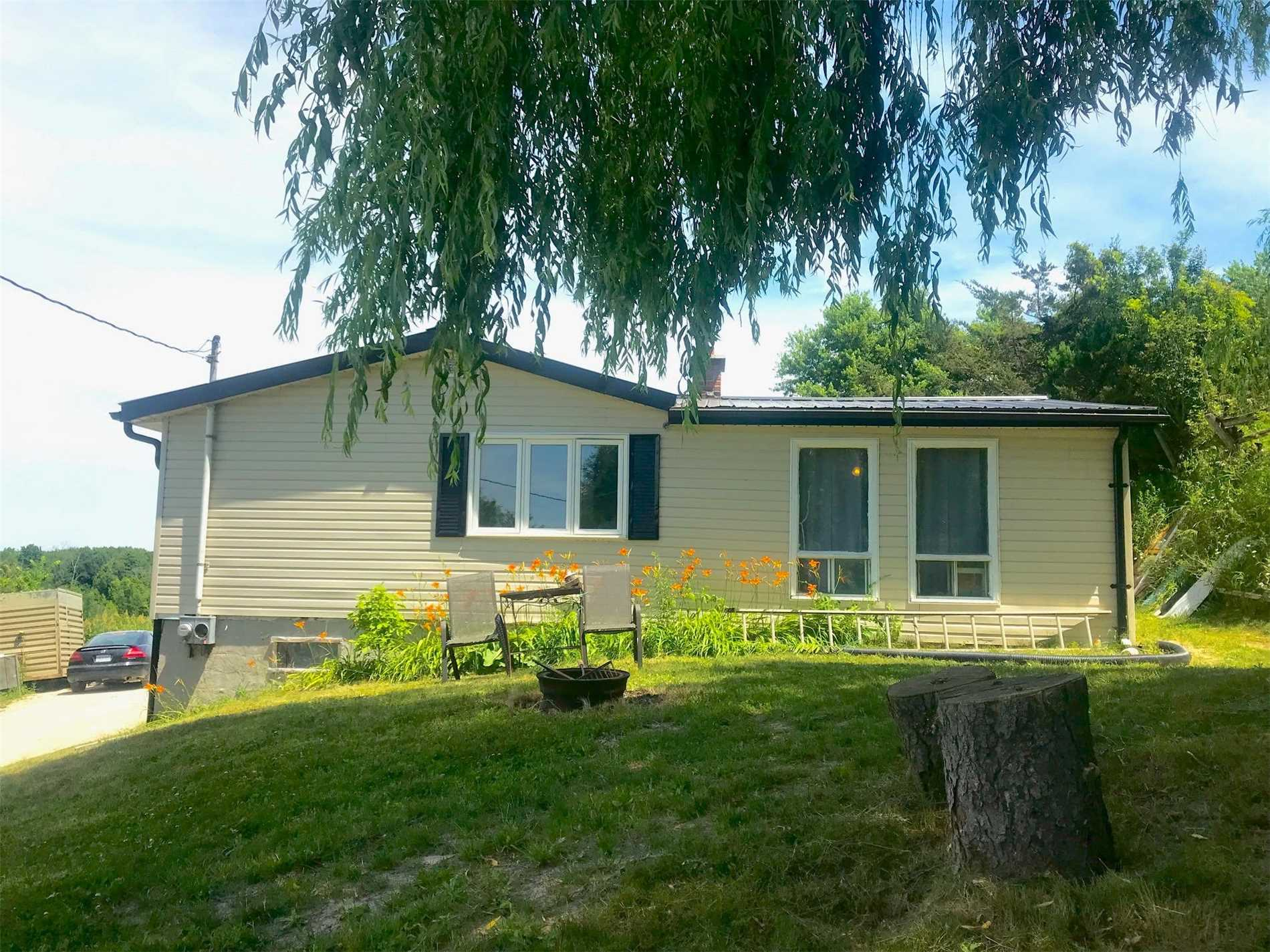 Located Just Outside Of Glencairn On Nearly Half An Acre, This 2 Bedroom Bungalow Offers Incredible Potential In A Beautiful, Private Location. Large Living Room, Eat-In Kitchen, Walkout Basement, Walkout From Living Room And Kitchen. 25 Minutes To Barrie & The 400, 25 Minutes To Alliston, 30 Minutes To Collingwood.