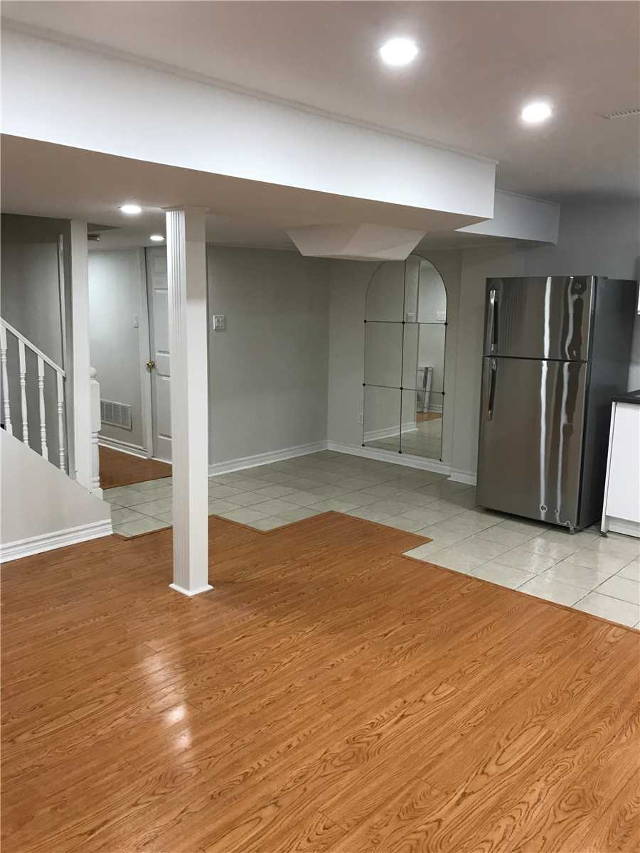 Fully Renovated New Kitchen, Bathroom & Landry. Never Lived In; Be The First To Experience True Quality. Spacious. Includes 1 Car Parking On Driveway. Side Entrance. Available Immediately.The Main Bedroom Has No Closet And 2nd Bed Has Small Closet