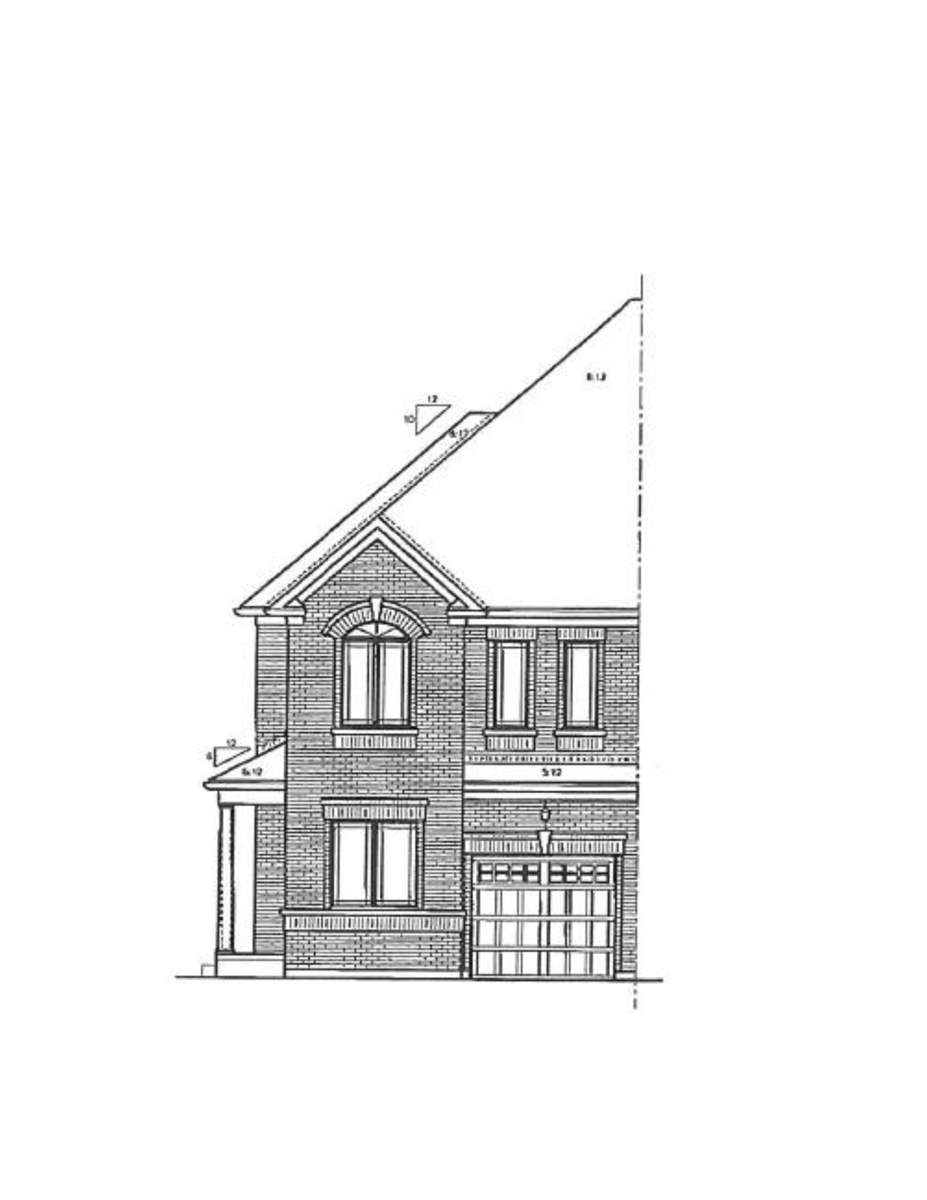 Welcome To West Park 2, Bradford's Latest All Brick Freehold Community.This New Home To Be Built Will Feature: Granite Countertops, Extended Kitchen Cabinets, 9' Ceilings (Standard), Oak Staircases, Hardwood Floors And Many Other Exciting Quality Features!
