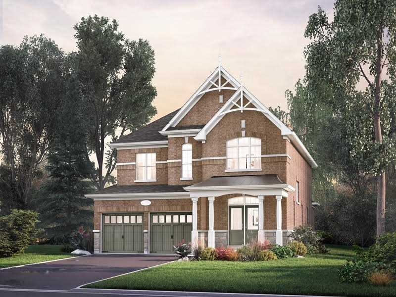 Build Your Dream Home In The Quaint Town Of Beeton. Homes Can Be Customized To Buyers Colour Choices.