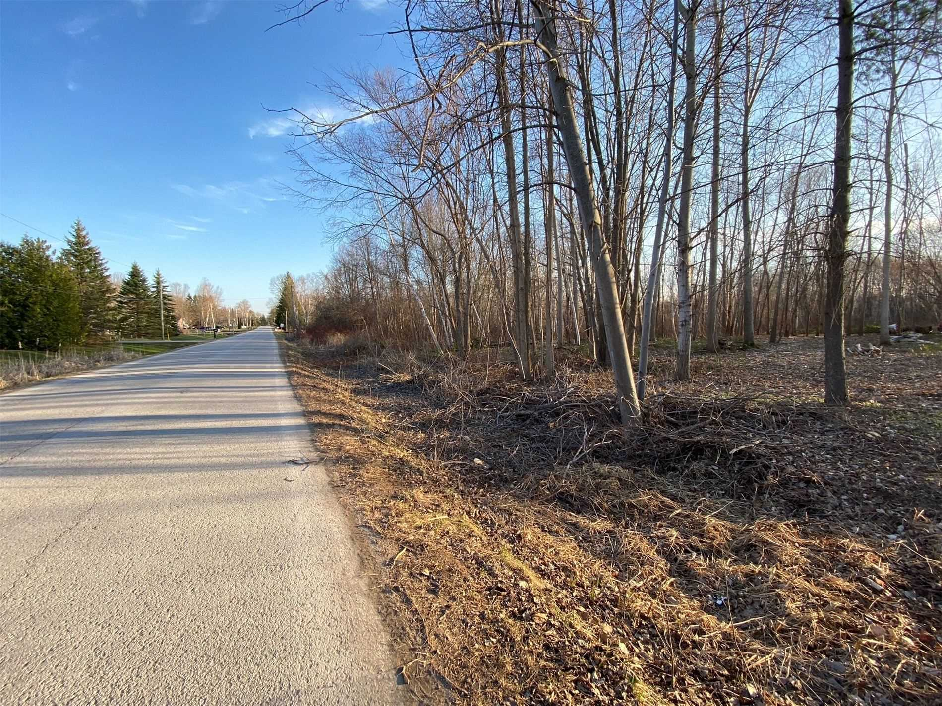 Walk To Lake Simcoe, Build Your Dreams Here! Extra Large Lot 120 X 250 Ft Near Boat Launch And Marina.