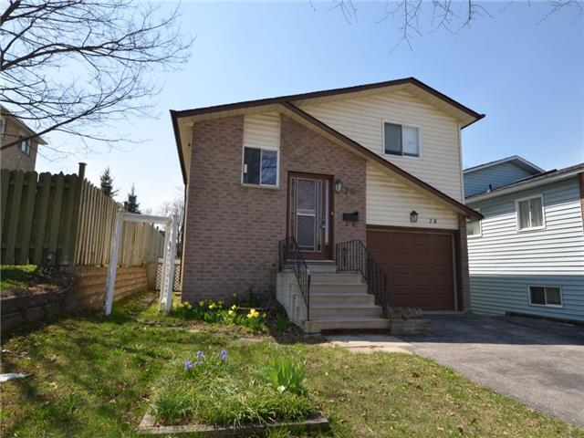 Renovated Kitchen! New Windows! Lovely Single Family Home In Allandale! Walk To Shopping, Restaurants, Banks, Bus Stop... Close To Go-Train, Lake Shore, Park, Highway. New Singles And Downspout In 2017 , New Bathrooms In 2017, Furnace And Ac In 2004.
