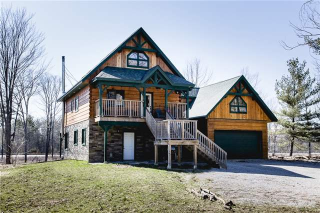 Top 5 Reasons You'll Love This Home: 1. Beautiful, Custom-Built Log Home Situated On A 17.5 Acre Lot 2. Heated, 600 Sq Ft Workshop Ideal For Storing Seasonal Toys 3. Bright & Spacious Loft Overlooking The Living Room 4. Walkout Lower Level Offering In-Law Potential 5. Ideal Location Steps To Downtown Washago And Close To Major Commuter Routes. Age 5. For Info, Photos And Video Visit The Website.