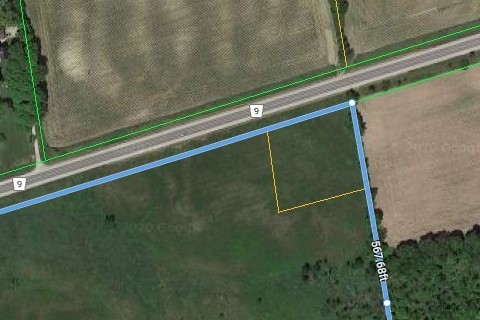 4.5 Acre Building Lot With Stunning 360 Degree Views. Rolling Land, Ideal For A Walkout Basement. Surrounded By Open Fields And Forests. On Paved Road And Minutes From Charming Village Of Creemore. Wonderful Location. Approx 1 Hr 20 Min To The Airport.