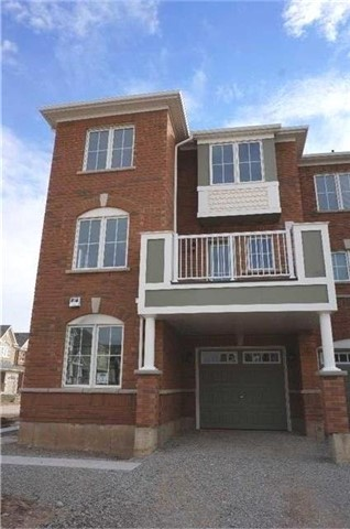 Absolutely Beautiful, Energy Efficient, New Townhouse For Lease. 3+1 Bedroom, 2.5 Washrooms, Sun Filled Corner Unit Twnhouse Features Open Concept With Many Upgrades To Include: Stunning Kitchen With Ss Appliances, Plenty Of Cabinets And Storage, Counter Space, Large Breakfast Bar Overlooking Great Room, Dining Room, Walk Out To Beautiful Balcony, Perfect For Bbqs. Close To Everything, Schools, Hospital, Banks, Groceries, Sports Complex, Golf, Public Transit