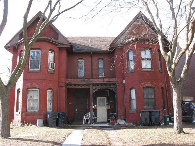 ** Fabulous Junction / North High Park Location -- 4 Separate Suites, Detached, 2-Duplexes Combined, Being Sold Together, May Be Divided Again, Needs T.L.C. ** Being Sold 'As Is' ** Amazing Opportunity **