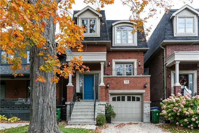 Welcome Home To This Gorgeous Custom-Built 3000 Sq Ft Mimico Gem! Wonderful 3 Bdrm,Huge Master Wth 4 Pcs En-Suite Heated Flr,4 Bath Detached 2 Story Home W/Finished Bsmt,Massive Rec Rm,W/O To Yard.Sprawling+Practical Layout Has Endless Living Space Distributed Over 3 Levels.Ideal For A Family That Loves To Entertain! Open Concept Living/Dining/Fam Rms,Dbl Sided F/P,Interior Garage Access,Hrdwd Thru-Out,10Ft Ceiling,Gourmet Kit W/Ceaserstone Island,Gdo/Remote.