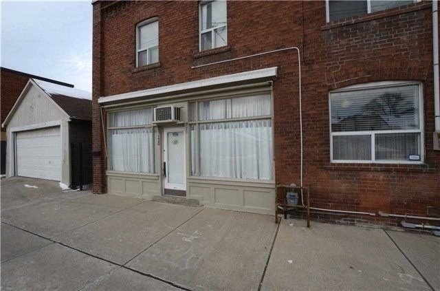 ** Rare Opportunity ** All Brick, Detached Storefront With Large 2 Bedroom Apartment!! Amazing Turnkey Property - 60' Frontage, 10' Ceilings (Main), Clean Use, Full Basement. Beautifully Maintained, Separate 2 Bedroom Apartment With Living And Dining Areas, 4 Piece Bath, Eat-In Kitchen And Laundry, 2 Car Detached Garage! Great West Toronto Location!!!