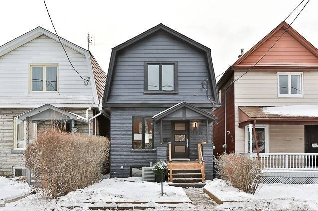 Stunning, Fully Renovated Contemporary Home In The Sought After Runnymede-Bloor West Village Neighbourhood. Complete With 3 Bdrms, 3 Wshrms, Finished Basement, New Deck And Yard For Kids And Pets. Open Concept Main Floor - Perfect For Entertaining. Marvellous Kitchen W/ Custom Cabinetry & Stainless Steel Appliances. Main Floor Powder Rm. Master With Walk-In Closet, Large 2nd Level Modern Semi-Ensuite Wshrm. Oak Hardwood Floors. Don't Miss This Gem!