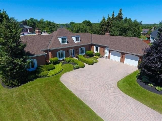 Well-Appointed Bungalow W/ Welcoming And Impressive Curb Appeal On 1+ Acre In The Heart Of The Sought-After Campbellville. Impeccably Maintained & Extensively Updated Custom-Built 3-Bdrm Home Located In A Prestigious Estate Community. Features Almost 4000 Sf Of Open-Concept Living. Walk To Park, Restaurants, Grocery, Post Office, Pharmacy, Lcbo, Coffee. Minutes To Town Of Milton, Access To 401, Tennis, Fitness Classes, Yoga And Desirable Brookville Ps.