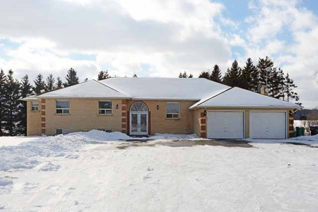 11 Acres Of Clear Land With Fully Renovated House, Comes With All New Kitchen , New Floors, New Washrooms, House Backing On To Ravine & Amazing Treeline, 20 Cars Parking, Finished Patio With Gazebo And Tool Shed, Walk-Out To Basement, In-Law Suite, 2 Bedroom, Washroom, Kitchen, No Carpet, Sep. Walk-Out To Deck, Motivated Seller, Not In Greenbelt Or Oak-Ridge Moraine. Lots Of Future Potential. Ideal For Investors. See Attached Plans For Future Development.