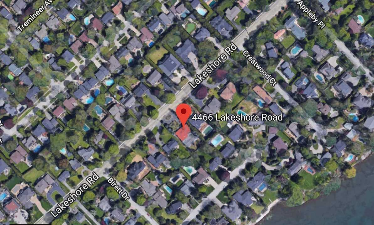 Attention All Builders. Rare Opportunity To Build Your Dream Home On This 83' X 171' Lot In The Sought After Shore Acres District. Located Between Birett & Crestwood, This Is A Fabulous Location.