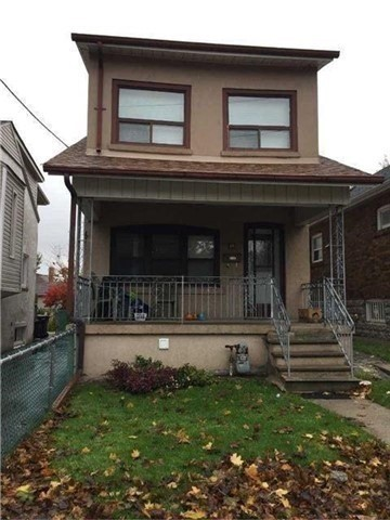 Newly Renovated 1 Bedroom Apartment. Open Concept, Bright And Spacious With Private Entrance, And Laundry Facilities. Located On A Family Oriented Neighbourhood. A Short Walk To Shopping, Public Transit, Dufferin & Eglinton & Future Lrt. Just Move In And Enjoy!