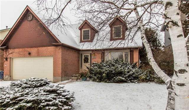 1,950 Sq Ft Guelph Gem! 4 Bd, 3 Bth, Dbl Garage On Huge Lot (61X 117Ft). Bus Stop Across Street. Minutes From U Of G, Stone Road & 401. Large Living Rm Currently Used As Landscape Architect Home-Studio. Separate Dining Rm; Eat-In Kitchen With W/O To Deck & Lush Gardens, Main Floor Family Rm. Finished Bsmt. Master W Ensuite & Wic. 3 More Large Bedrms. New Garage Door, Furnace & A/C (2015) & More. Open House: Sat & Sun, 11-1 & 2-4. Don't Miss This One!