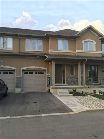 This Fabulous 3 Bdrm + Office Townhouse Is Ideally Located Within Easy Reach Of Shopping,Schools,Transit,Parks &Major Hwys.Elegantly Decorated In Neutral Tones & Beautifully Maintained &Upgraded,It Features A Large Liv Rm W/Hardwood Flr &W/Out To A Fenced Patio,Lovely Kit W/Granite Counters+Brkfst Bar,Spacious Master W/Walk-In Closet &4 Piece Ensuite,2 Other Bdrms,An Office & 2nd 4 Piece Bathrm.New Quality Laminate Flooring Has Been Installed In Bdrms+Office.