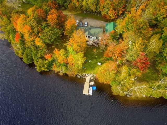 This Beautiful Year Round Home/Cottage Sitting On 1.6 Acres & With 400 Feet Of Shoreline On Lake Cecebe Has Southwest Views & Features A Large Living Room With Fireplace And W/O To Huge Deck Overlooking The Water.  Beautifully Finished Lower Level With W/O, Three Additional Large Bunkies Each With Water/Hydro/Septic.  There Is One 3 Bedroom And Two 2 Bedroom, Each With A Small Kitchen & Bathroom.  One Of The Bunkies Is On A Severed Lot With Water Access Only.