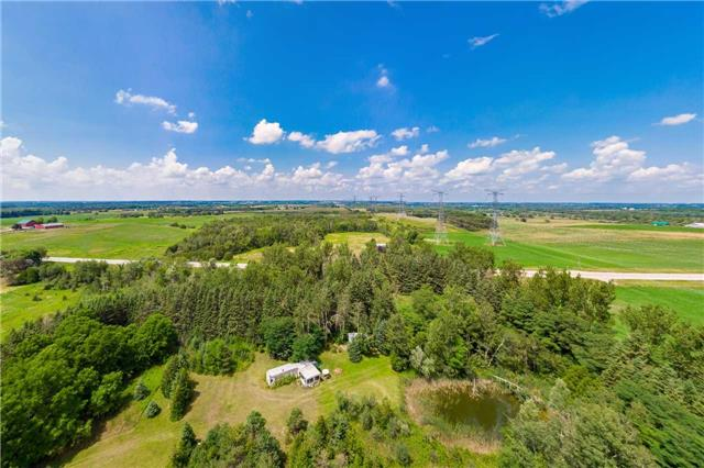 78.83 Acre Parcel In East Garafraxa To Build Your Dream Home Or Enjoy As A Summer Getaway. Property Permitted Uses Include Agricultural, Bed/Breakfast, Greenhouse, Home Business, Vet Hospital, Riding School, Kennel... Nature At Its Best..Wildlife, Turkey, Deer, Beautiful Trees, Spring Flowers. Small Pond And Stream On Property.