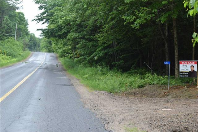 ***24.7 Acre Building Lot With Driveway Installed***Offering 661 Ft Road Frontage On Year Round Municipal Road - Short Distance To Huntsville And Hwy 11.   4 - 5 Acre Cleared, Levelled With Drive Way To Build Your Dream Home.  Acreage Is Mainly Level And Well Treed Offering Both Hardwood And Softwood Bush -  Lots Of Room To Make Trails And Lots Of Wildlife In The Area.