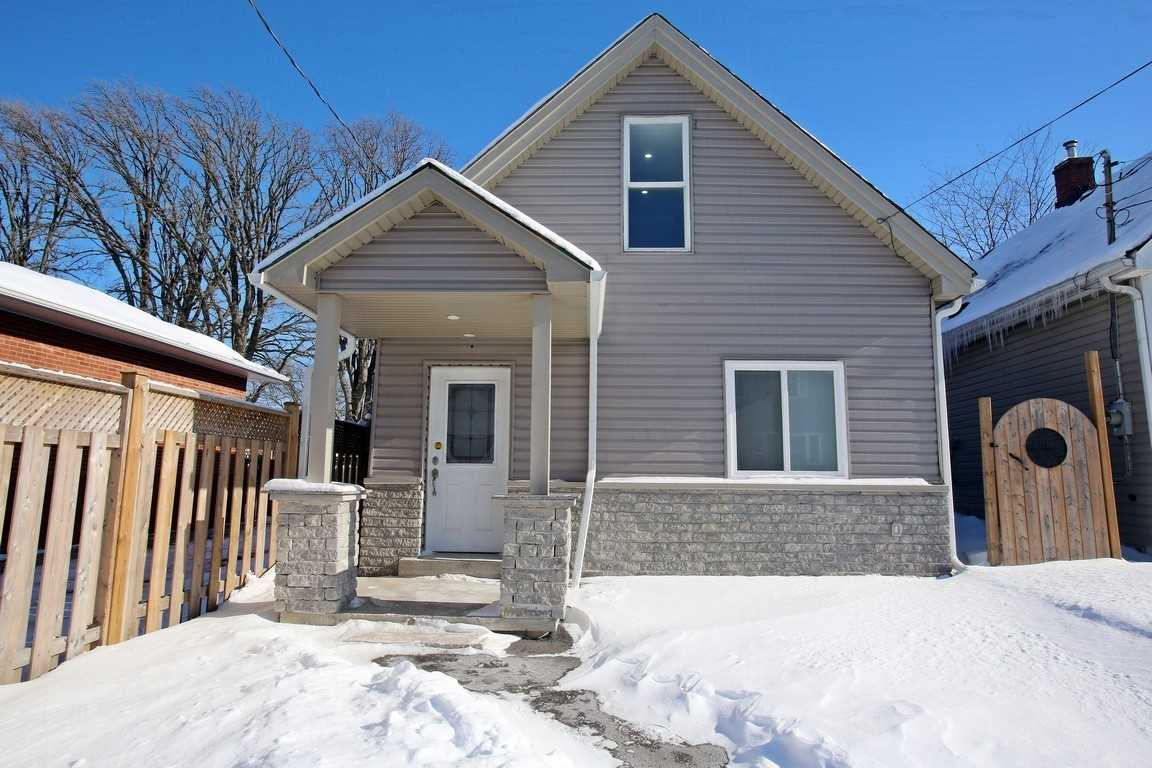 Extended And Totally Rebuilt 3 Bedroom Bungalow.  Master Bedroom Has Walk In Closet And Ensuite.   Lots Of Pot Lights.  New Wiring, Plumbing, Flooring, Central Air,  And Furnace.
