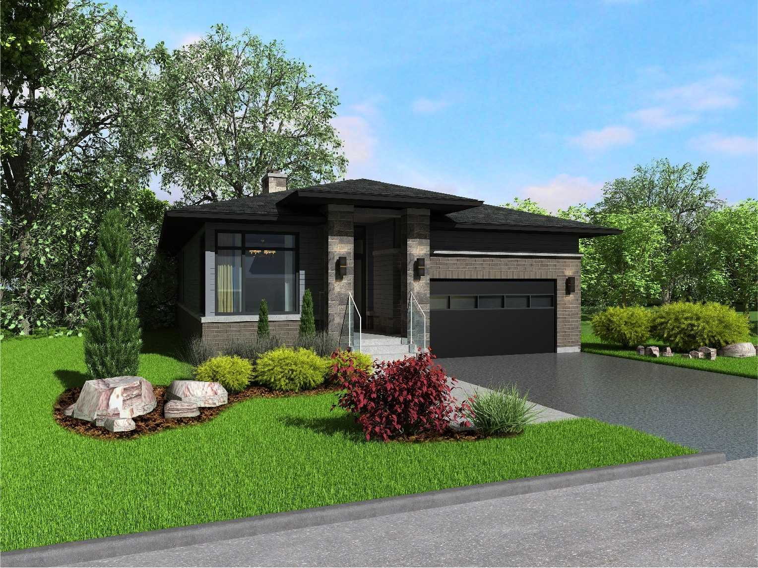 The Ruppell - 1,573 Sq. Ft. Contemporary Bugalow With 3 Bedrooms, 2 Bathrooms.