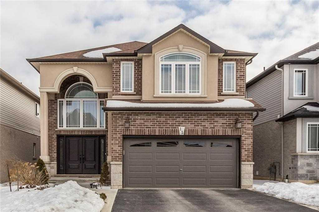 Immaculate Detached Home Located On Quiet Cul-De-Sac Street. 2553 Sqft, 4 Bedrooms, 2.5 Baths. Main Level Features Welcoming Foyer, Modern Gourmet Kitchen And Dinette W/ Walkout To Back Yard. Upgraded Ceramics And Hardwood On Main Floor. Second Level Features 4 Bedrooms. Master Bedroom Offers Walk In Closet, En-Suite Bathroom W/ Soaker Tub, And Granite Counter Tops.  Unspoiled Basement With Bath Rough In, And Over-Sized Windows.