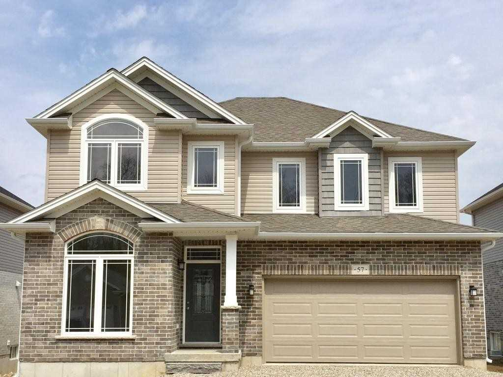 Located In The Quiet Harrisview Subdivision In Ingersoll's Premiere Location, This Never Lived In Harrisview 2200 Sqft Home Features Everything You Need For Living. 4 Bedroom Home With Office On The Main Floor. Just Seconds Off From Hwy 401 And Short Drive To London, Woodstock And Kitchener/Waterloo, Gm & Toyota Plant. Luxury Without The Luxury Price Tag.