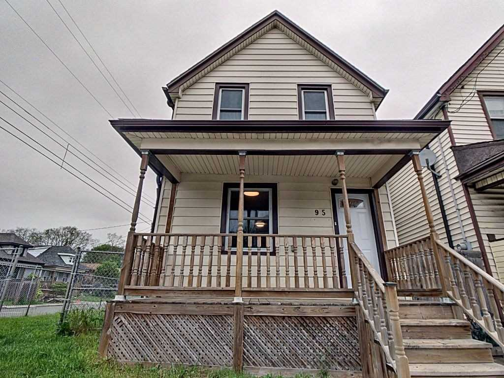 Recently Updated Two Storey In North End Location. Off Street Parking, Front And Back Porch Areas, 3 Bedrooms And Many Updates. All Within The Last Two Years, Updates Include Kitchen, Bathroom, Electrical Panel, Flooring Throughout, And Lighting.