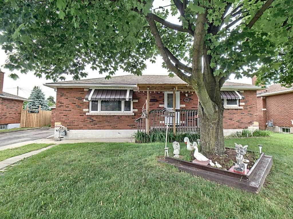 Don't Miss This Opportunity! Well Maintained All Brick 5 Bdrm Bungalow In Highly Desirable Neighborhood Close To Schools, Fire Station, Etc. Updated Flooring, Shingles, Water Softener, Automatic Garage Door & 200 Amp Service! Fully Finished Basement W/ Rec Room, 2 Bdrms, 3 Pc Bath/Laundry Room & Work Bench. Spacious Fenced Yard W/ 2-Tier Deck W/ Hot Tub In Enclosed Gazebo W/ Lights & Speakers! Excellent Property For Growing Family.