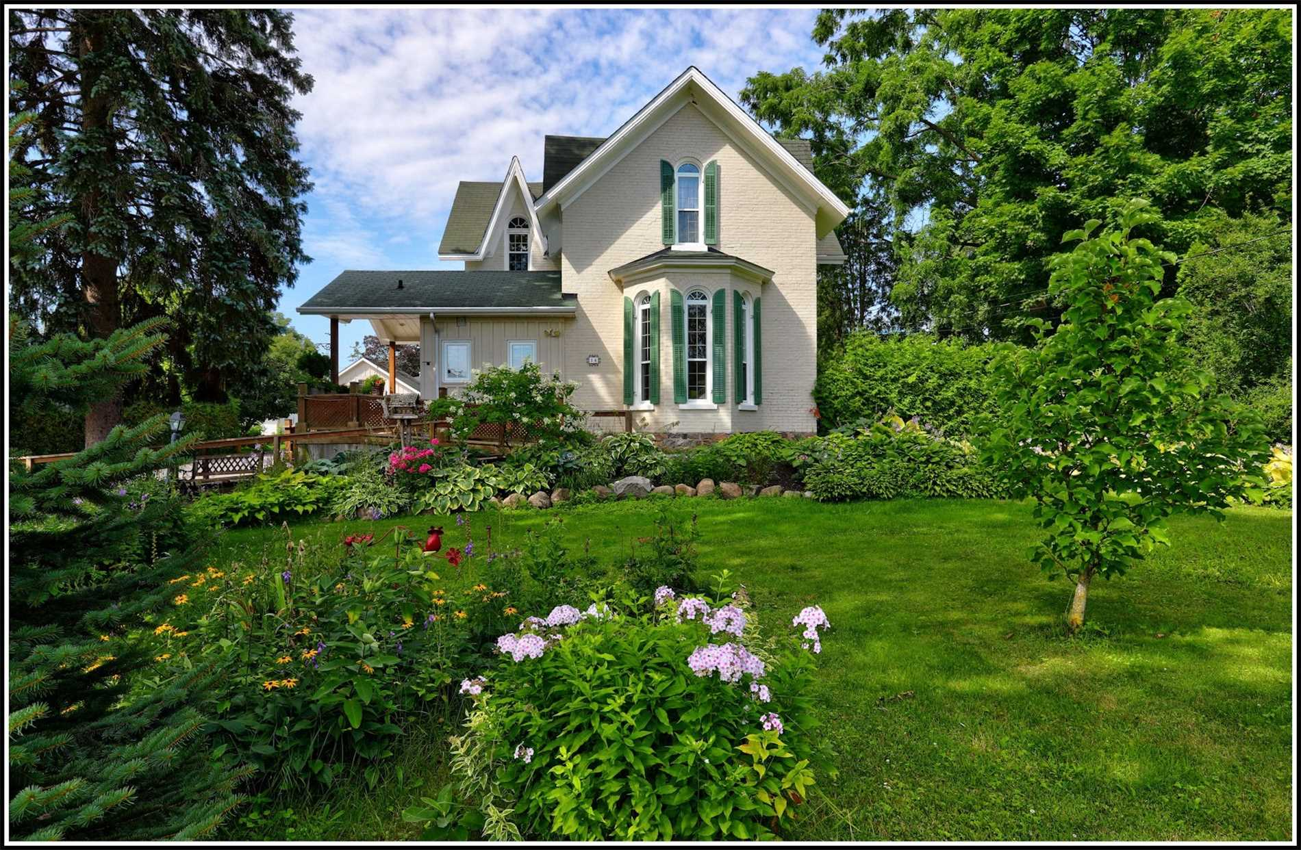 Located In Historic Brighton, On This Ca 1872 Brick Home Is Near Lake Ontario, Pres'quile Bay & Prince Edward County. Property Is Currently An Established 65 Person Restaurant On Main Level, Owner Suite On 2nd Level & Heated Guest Suite Above Garage. Features Include Original Oak Staircase, Period Trim, Arch-Top Windows W/Energy Efficient Insets, Marble Fireplace & Large Principal Rooms. This Property Is Ready For Quality Living Or Next Business Venture.
