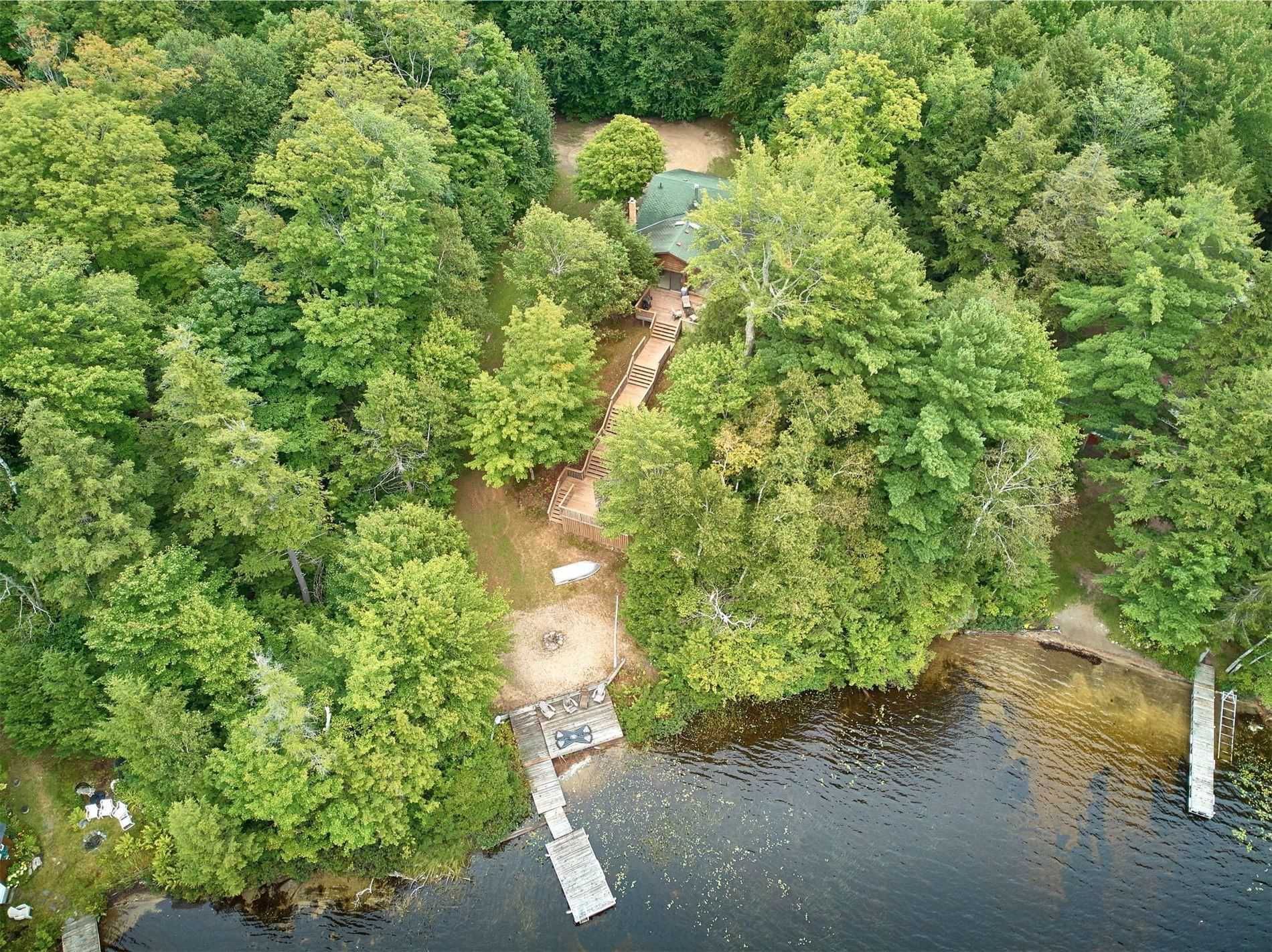 Year Round Muskoka Waterfront Home Retreat! Fantastic Location On A Private Shared Road, Just Minutes To Port Carling, Port Severn And Highway 400! Only 50 Minutes From Barrie. Move In Ready - Freshly Painted And New Flooring Throughout. Walkout To Multi-Level Decks With Staircase To Lake! Floating Dock, Gazebo. Double Oil Tank With Forced Air Furnace, Auxiliary Electric Heat, And A Wood Stove. Visit Our Site For More Info. A Waterfront #hometostay!