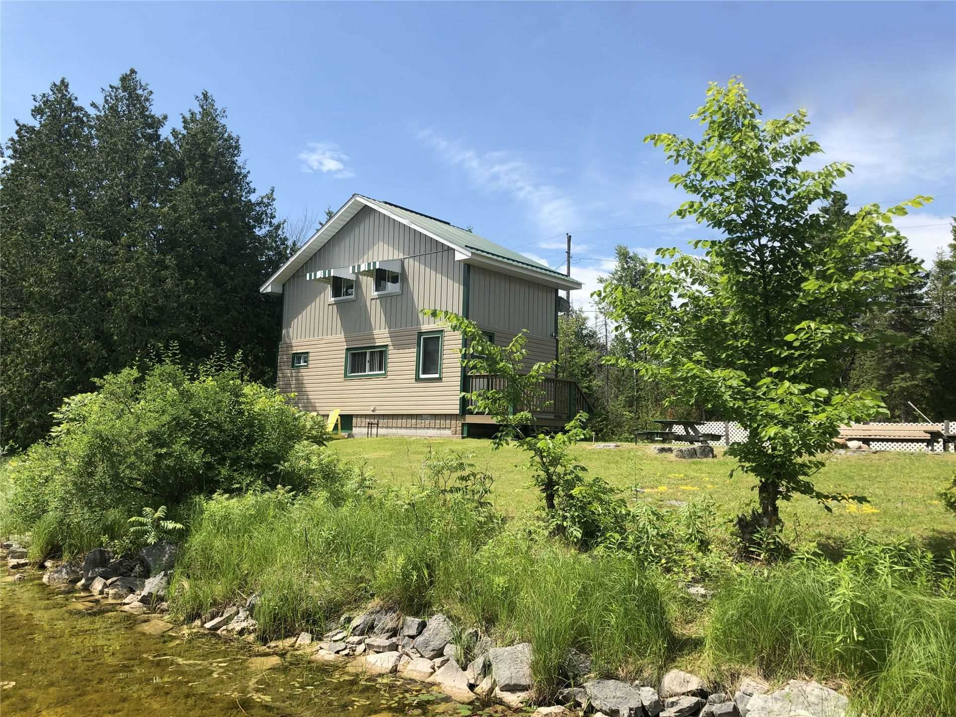 A Little Piece Of Paradise Awaits You At Little Silver Lake! Updated 28.5Ft X 14 Ft Cabin With Loft Sits Quaintly On Approx 1/2 Acre With 500+ Ft Of Shoreline. 15 Minutes To Bobcaygeon. Cabin Completely Renovated In 2008 (Down To Studs, Re-Insulated Including Under Floor). Free Standing Air Conditioning. Metal Roof, Windows 10 Years New. New Door/Awning 2018. Lake Stocked This Spring W/800 Trout. 16Ft Dock Redone W/Textar Plastic Floats And Fold Up Ladder.