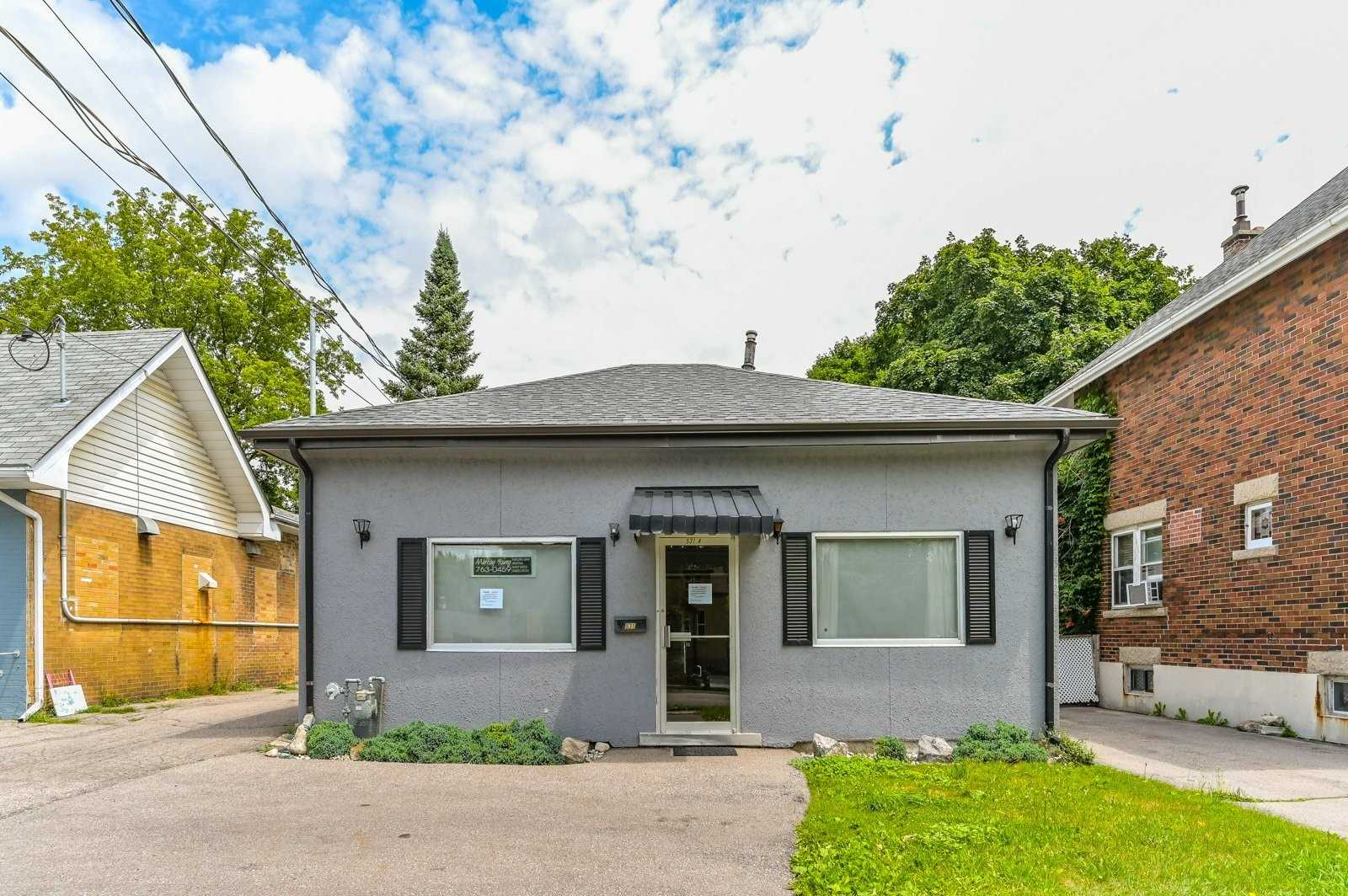 This Is A Unique Property, Central Location, Great Office Space With Additional Income Potential!! Two Cozy Bedroom Apartment. Tons Of Storage, Parking And A Huge Shop!!! Possibilities Are Endless. Use For Your Own Business Or Rent Out All Units!! Or Turn Back To A Single Family Home. Located Beside Polestar Bakery And Across From The Brand New Service Station. New Roof Dec 2019. Amazing Opportunity Not To Be Missed!!!
