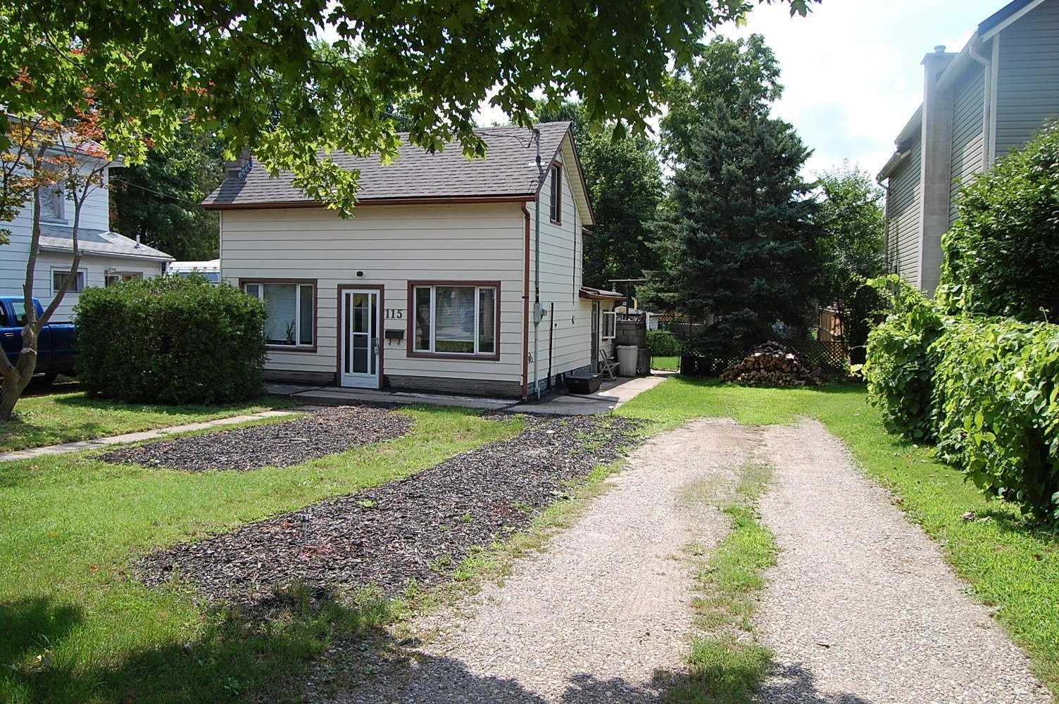 Great Starter Home On A Large Treed Lot With Fenced Backyard. Home Is Within Walking Distance To Downtown , Close To All Amenities And Bus Route .Home Features Eat  In Kitchen With W/O To Yard,  Living Room With Gas Fireplace, Dining Room, 3 Bedrooms, Back Room With  Wood Stove And Laundry With W/O To Yard. Updates Include Vinyl Windows, Mid Efficiency Gas Furnace.  Roof Re Shingled (2020)