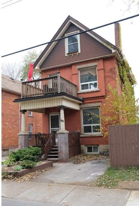 This Lovely Stinson Two Family Home Is Well Maintained. Fantastic Tenants In Both  Units Would Prefer To Stay.  Main Floor And Basement Is A 1Bedrm+Den Unit. Second And Third Floor Is A 2 Bedroom. Both Units Have In Suite Laundry, Upgraded Kitchens And Bathrooms. Separate Hydro Meters (Tenants Pay).  Recent Furnace. Mostly Hardwood Floors. Each Unit Has A Parking Spot.