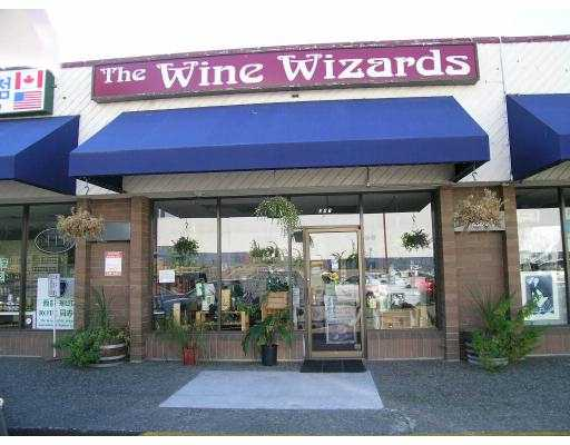 Excellent location! Well established wine making and selling store surrounded by commercial/residential area. Very easy to operate for couple. Monthly gross sales average $13,500. Low rent $2,600 including property tax. 6 days/wk (11-7pm). Owner will trai n for one month. Steady customers. Good income.