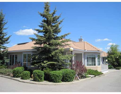 It's all about the lifestyle. The ability to just pack up & leave. No need to worry about the landscaping or shoveling the snow. This large bungalow is move-in ready. As you enter the complex you will appreciate the curb appeal. This stunning bungalow features huge vaulted ceilings & large windows (replaced in 2003). The living room features a large skylight, a built-in entertainment unit & a sunny south bay window. The 3 sided gas fireplace complements both the living room & the large dining room. The kitchen features an island with stove top, a pantry & plenty of counter & cupboard space. The bedrooms are large & the master bedroom features a large walk-in closet & 3 piece ensuite. The laundry area is conveniently located on the main floor including the washer & dryer. Downstairs you will find a partially developed basement with an office area & family room. This area is ready for your finishing touches. There is also a cold room. Don't forget the huge garage with high ceiling