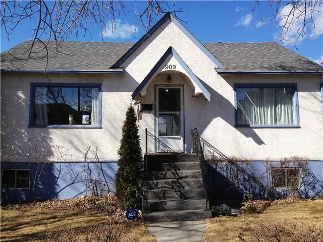 Original Parkdale bungalow with double detached garage. Very close to schools, Foothills Hospital, transit and greenspace. Loads of opportunity here for redevelopment or renovation. Brand new shingles, new furnace in 2006. Call to view today!