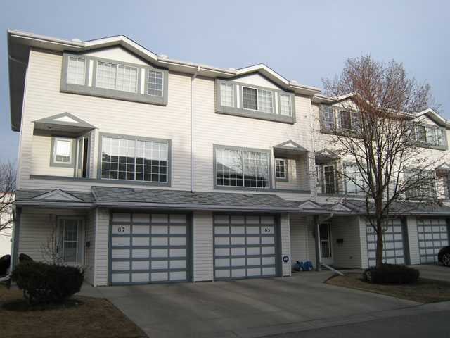 Here is the home you have been waiting for!  This condo is the complete package.  With over 1300 sq. ft of living space this home offers three large bedrooms, three bathrooms, attached garage, gas fireplace, beautiful hardwood, huge windows facing three directions and lots of storage space.  Did I mention the location!  Just blocks away from Chinook Mall and many other amenities.  This development is currently replacing all of the decks.  The current owners have opted for the deck which will run the length of the condo an awesome feature for entertaining!  This is the only condo for sale in this desirable development so book a showing now!