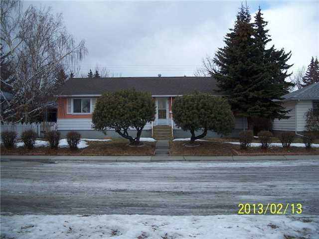 Great location for this 1116 sq ft bungalow on a 60ft x 100ft R-C2 lot. It has lots of potential with many features already there such as hardwood floor throughout the main level, new bathroom, newer windows, 3 bedrooms up and one down, 2 full bathrooms, single garage and more.