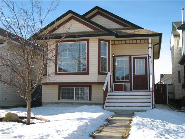 This well maintained four-level split home is favorably located on a quiet street with a park at the end of the block, walking distance to schools, and conveniently close to shopping centres. Great services such as Cardel Place and Emergency Response add to the endless amenities nearby.  Featured are three upper bedrooms, Oak cabinets, main level vaulted ceiling, and third level family room with walkout.  The well designed, bright and open main floor incorporates your family dining area, and living room, with a kitchen that offers a corner pantry, and the warmth of a skylight.  Enjoy the additional third level with patio doors that walk out to your  back yard, complete with fire pit and massive shed.  The fenced yard leads to the paved lane ideal for future garage development.  The basement is unfinished with a rough-in for a future bathroom and overwhelming storage in the crawlspace. Only minutes away from Deerfoot, Stoney Trail, and the airport - this home could not have a better location.