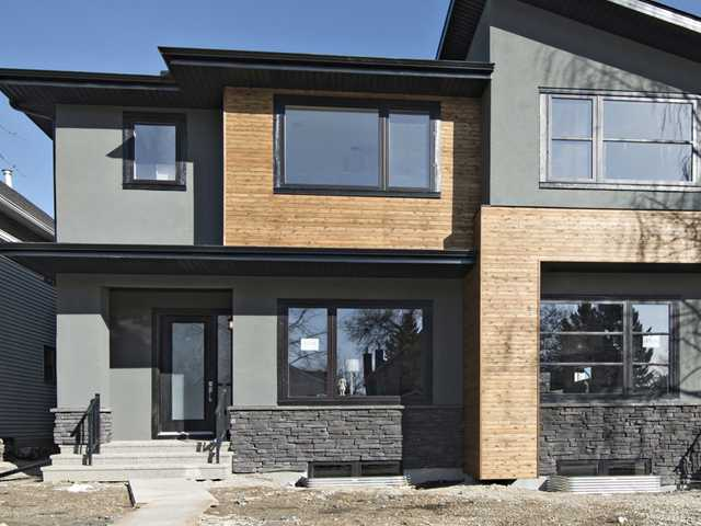 Open house Sat Mar. 30 12-2 & Monday Apr. 1, 1-6. This home is built by Eaglecrest Homes & warrantied with a 10 year comprehensive Progressive New Home Warranty. Fully landscaped, & fenced you really just have to move in. Exposed aggregate walkway will lead you to a beautiful modern home. Entering notice the front flex room perfect as a study area or reading nook. The 10 ft. ceilings on the main give the home an open airy feeling. Notice the width of this home compared to others you have viewed. The cabinets stretch to the ceiling & the granite is stunning through-out. The living & dining rooms are open & the back mudroom features custom built-ins to keep everyone organized. Upstairs enjoy your massive ensuite with a wonderful walk-in closet & surround sound. On this level you will find 2 more generous bedrooms, laundry room & another 5 piece bathroom. Downstairs is a wonderful wet bar complete with beverage fridge & sink, great room, the 4th bedroom & bathroom. Click on the photos for more features.